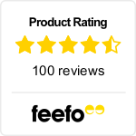 Feefo Product Rating - The Complete South Pacific