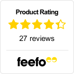 Feefo Product Rating - California Coast