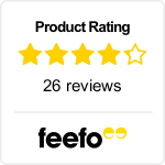 Feefo Product Rating - Treasures of Northern California
