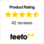 Feefo Product Rating - England's Treasures