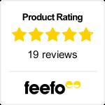 Feefo Product Rating - Elegant Ireland
