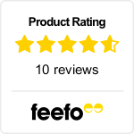 Feefo Product Rating - On the Trail of Martin Luther