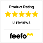 Feefo Product Rating - UK by Rail