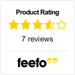 Feefo Product Rating - Dubai, Oman and Abu Dhabi