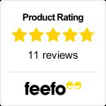 Feefo Product Rating - Alaska and The Yukon featuring the Yukon, Fairbanks and Denali