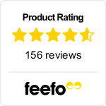 Feefo Product Rating - Exploring Britain & Ireland  featuring England, Ireland, Scotland and Wales