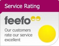 Feefo Trusted Reviews