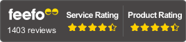 Feefo Star Rating