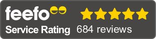 [100% rating on Feefo]