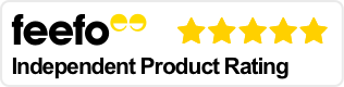 Feefo independent product rating