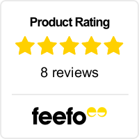 Feefo badge