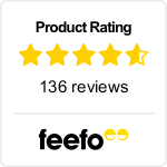 Feefo Product Rating - Exploring Greece and Its Islands  featuring Classical Greece, Mykonos & Santorini