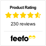 Feefo Product Rating - Italian Vistas
