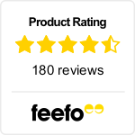 Feefo Product Rating - Canadian Rockies by Train