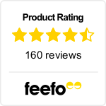 Feefo Product Rating - America's Music Cities featuring Nashville, Memphis & New Orleans