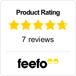 Feefo Product Rating - India's Treasures