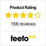 Feefo Product Rating - British Landscapes featuring Highclere Castle and the Royal Edinburgh Military Tattoo