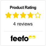 Feefo Product Rating - New England Charm featuring Summer Stock Theater Performances