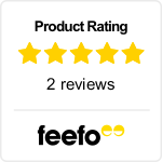 Feefo Product Rating - Italy's Bella Vita featuring Florence, Bologna and Lake Como