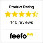 Feefo Product Rating - London & Paris